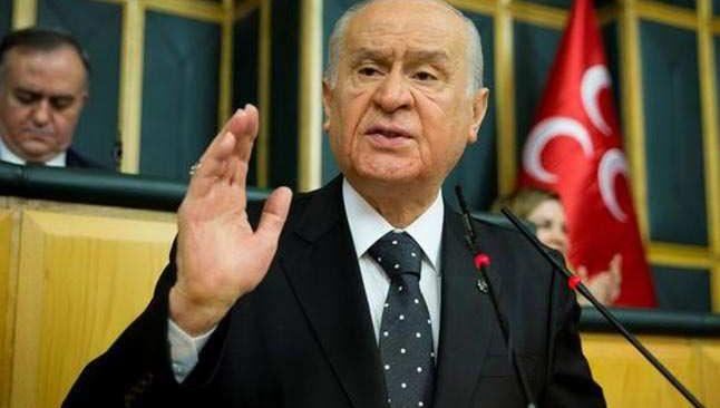 Devlet Bahçeli'den flaş erken seçim açıklaması: 'Türkiye'nin gündeminde yoktur'