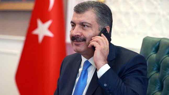 Cumhurbaşkanından sonra bir çağrı da Bakan Koca'dan geldi