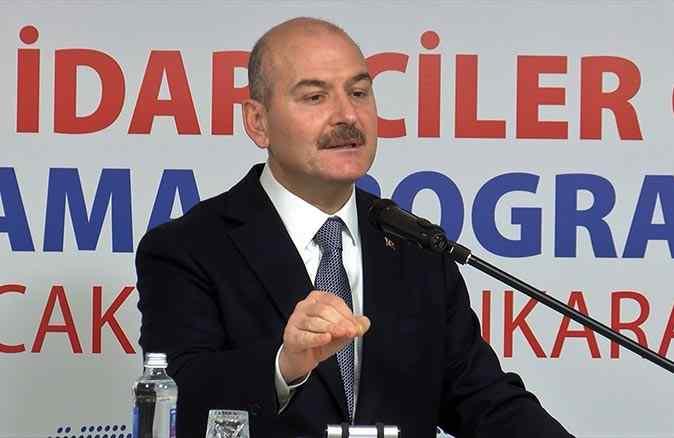 İçişleri Bakanı Soylu duyurdu! Son 4 yılda yurt içinde terörist sayısı yüzde 87 azaldı