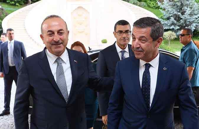 Bakan Çavuşoğlu'ndan davet!