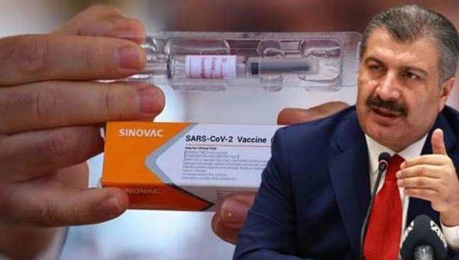 Sağlık Bakan Fahrettin Koca'dan aşı müjdesi!