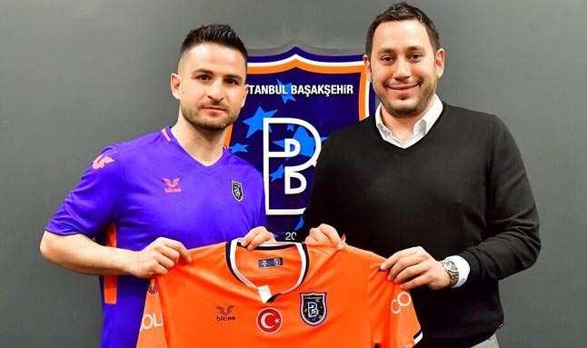 Başakşehir, Konyaspor'un kaptanıyla anlaştı