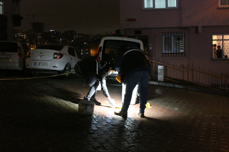 İstanbul'da kanlı pusu! Cezaevinden yeni çıkan taksi sürücüsü öldürüldü