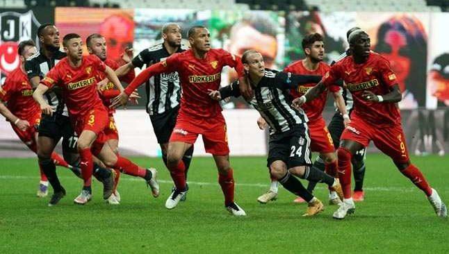 Beşiktaş sonradan açıldı...
