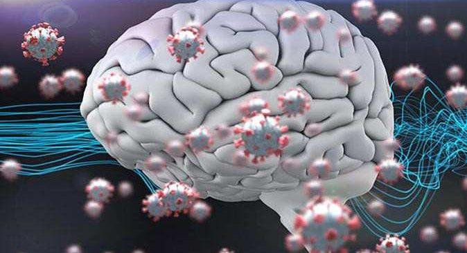 Endişelendiren araştırma: Koronavirüs beyni etkiliyor!