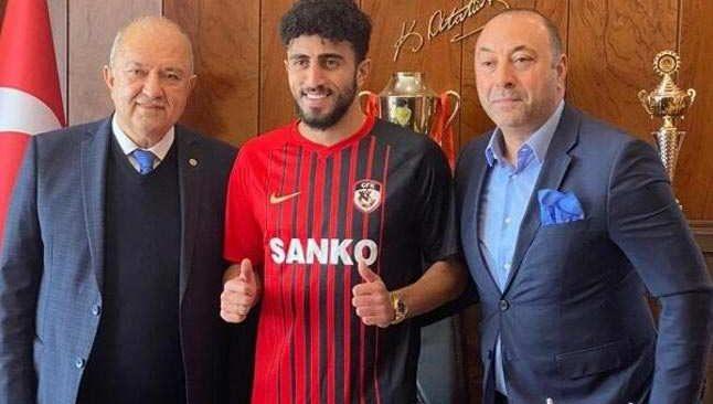 Bilal Başacıkoğlu Gaziantep FK'da