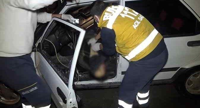 Bursa'da silahlı saldırıya uğrayan 2 kişi yaşamını yitirdi