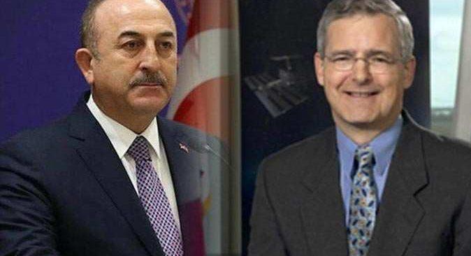 Dışişleri Bakanı Mevlüt Çavuşoğlu, Kanada Yeni Dışişleri Bakanı Marc Garneau'yu tebrik etti