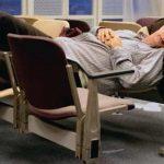 Koronavirüs korkusundan 3 ay havalimanında yaşadı