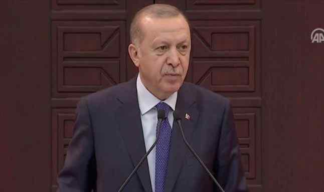 Cumhurbaşkanı Erdoğan siyasi liderlere aşı çağrısı!