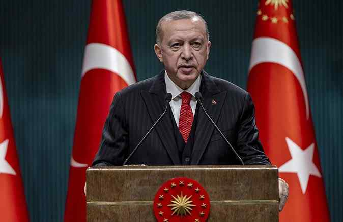 Son dakika! Cumhurbaşkanı Erdoğan'dan su tasarrufu çağrısı