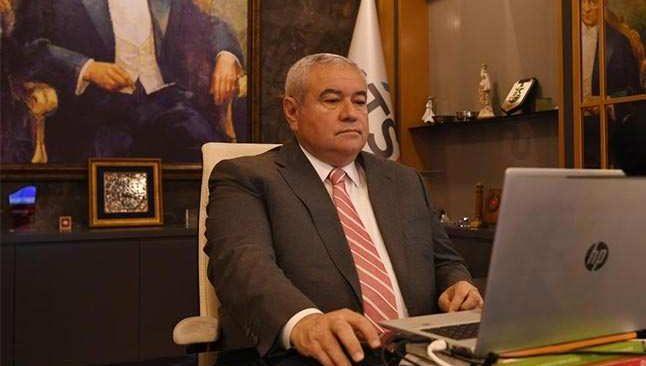 ATSO Yönetim Kurulu Başkanı Davut Çetin'den dijital dönüşüm mesajı