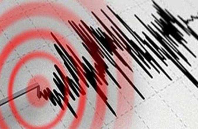 Endonezya'da şiddetli deprem ülkeyi sarstı!
