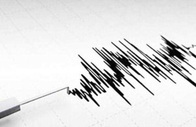 SON DAKİKA! KKTC'de 5 büyüklüğünde deprem
