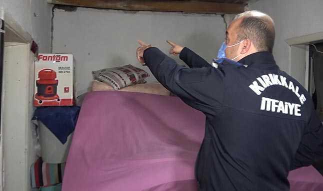 Ankara'da meydana gelen deprem çevre illerde de hissedildi.