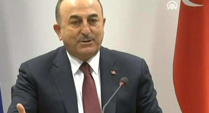 Brüksel'de temaslarda bulunan Dışişleri Bakanı Mevlüt Çavuşoğlu gündemi değerlendirdi