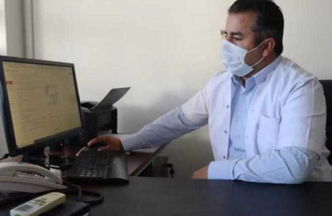 Çin aşısı için gönüllü olan doktorda yeterli düzeyde antikor oluştu