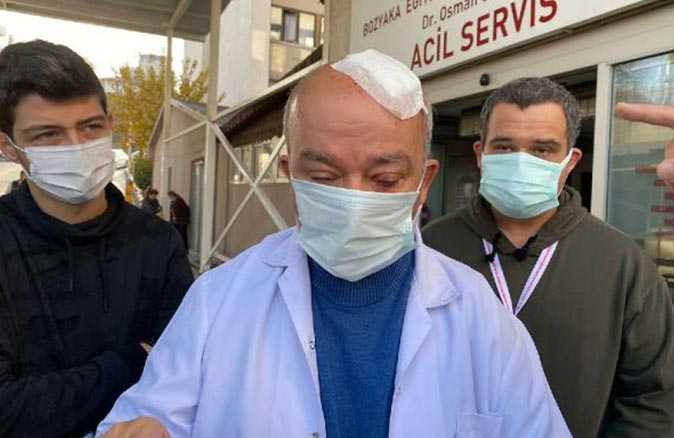 Doktoru yaralamıştı serbest bırakıldı