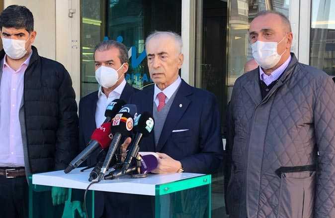 Mustafa Cengiz, Elabdellaoui'nin son durumu hakkında bilgi verdi