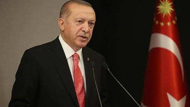 Cumhurbaşkanı Erdoğan'dan Armin Laschet'e tebrik telefonu