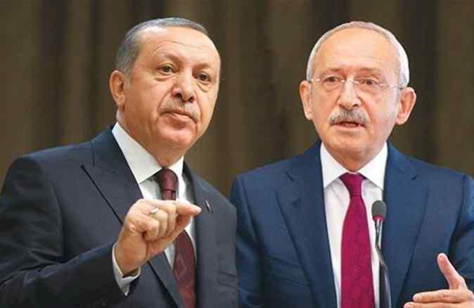 SON DAKİKA! Cumhurbaşkanı Erdoğan'dan Kılıçdaroğlu'na 1 milyon liralık tazminat davası!