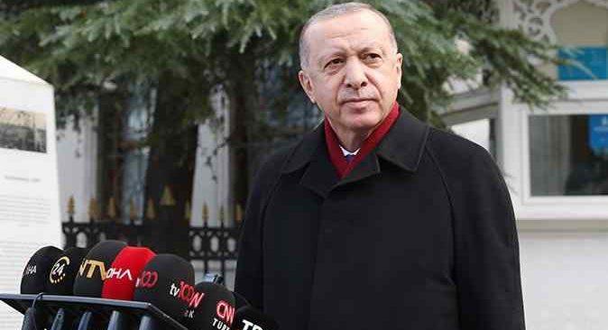 Cumhurbaşkanı Erdoğan'dan flaş açıklamalar! Aşının yan etkisi oldu mu?