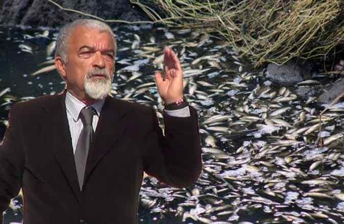 """Doç. Dr. Erol Kesici uyardı: """"O balıkları sakın yemeyin"""""""
