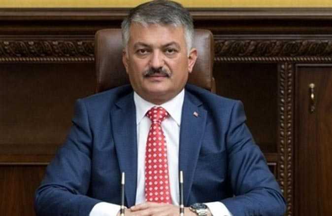 Antalya Valisi Ersin Yazıcı'dan 10 Ocak Çalışan Gazeteciler Günü mesajı