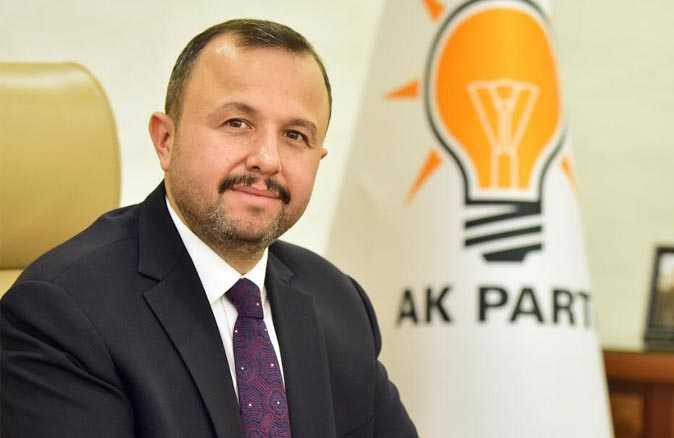 AK Partili Ethem Taş'tan, Nusret Bayar'a tepki