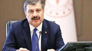 Bakan Koca: 6.5 milyon doz koronavirüs aşısı yarın Türkiye'de olacak