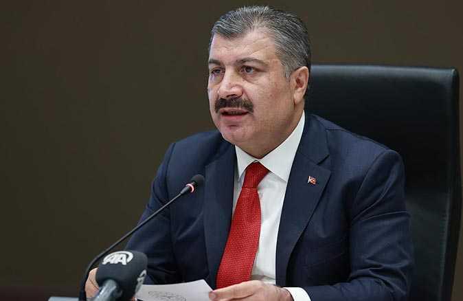 Bakan Fahrettin Koca'dan tedbirlere uyan vatandaşlara teşekkür