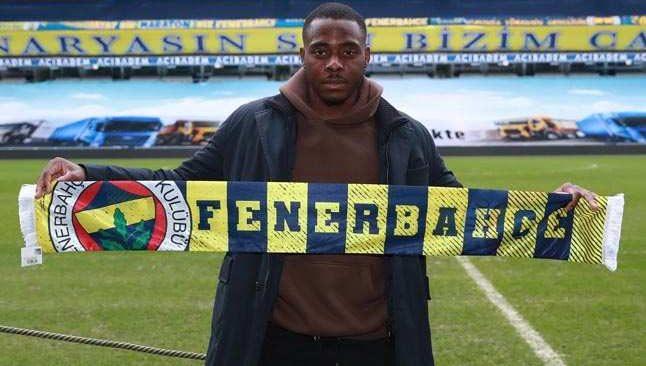 Bright Osayi-Samuel, Fenerbahçe'de