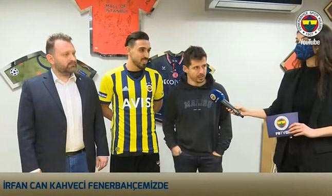 İşte İrfan Can Kahveci'nin Fenerbahçe'ye maliyeti!