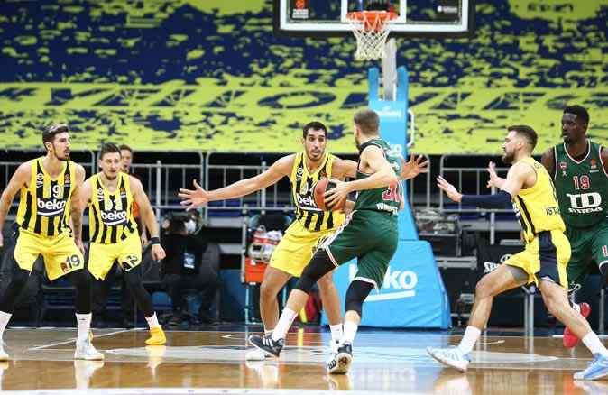 Fenerbahçe Beko rekor kırdı