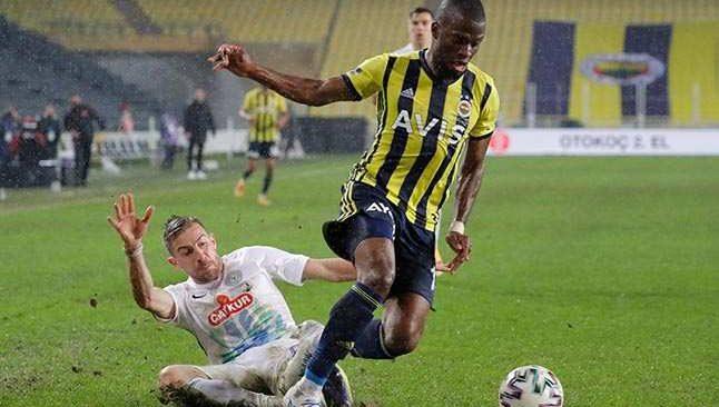Liderlik Kadıköy'de tek gol ile geldi