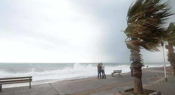 5 bölge için Meteoroloji'den fırtına uyarısı