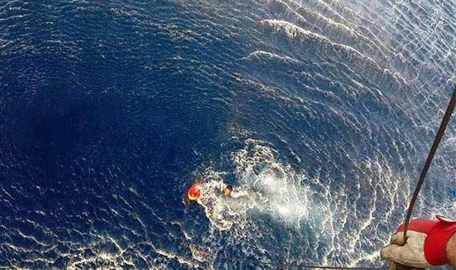Libya açıklarında tekne battı! En az 43 ölü