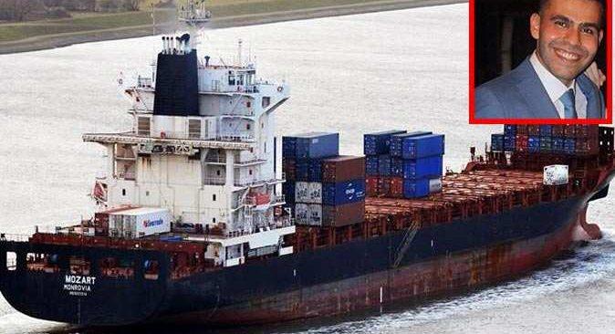 Kaçırılan Türk gemisinde Alanyalı personel de var!