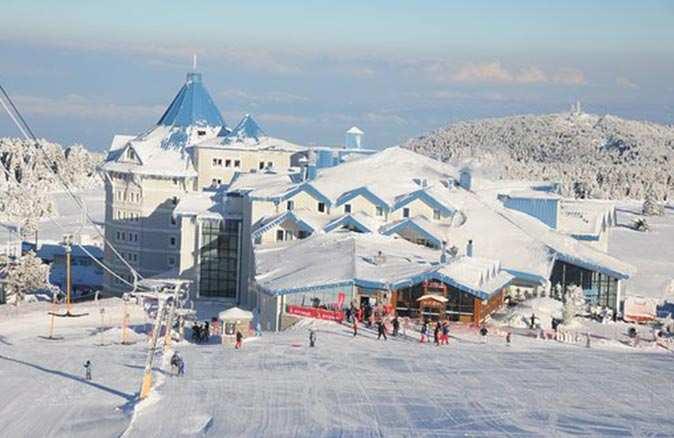 SON DAKİKA! İçişleri Bakanlığı'ndan kayak merkezlerindeki otellerle ilgili yeni genelge