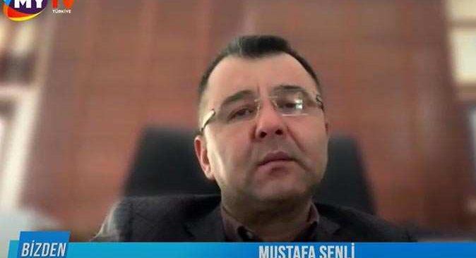 MUZBİR Başkanı Mustafa Şenli'den tüketiciye yerli muz çağrısı