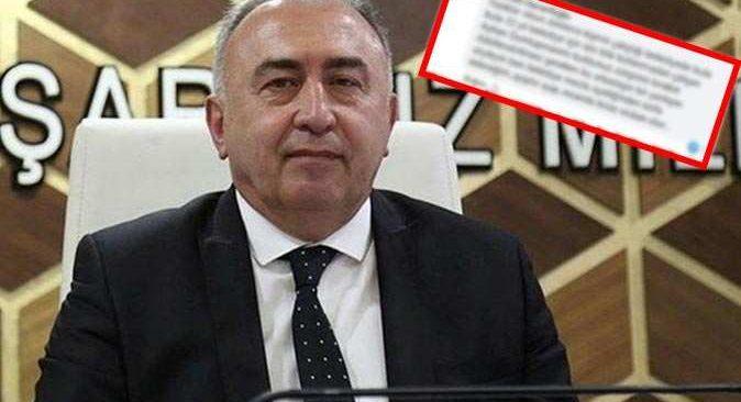 CHP'li Meclis Üyesi Mehmet Hacıarifoğlu'ndan 'sürgün' tepkisi: Yazıklar olsun