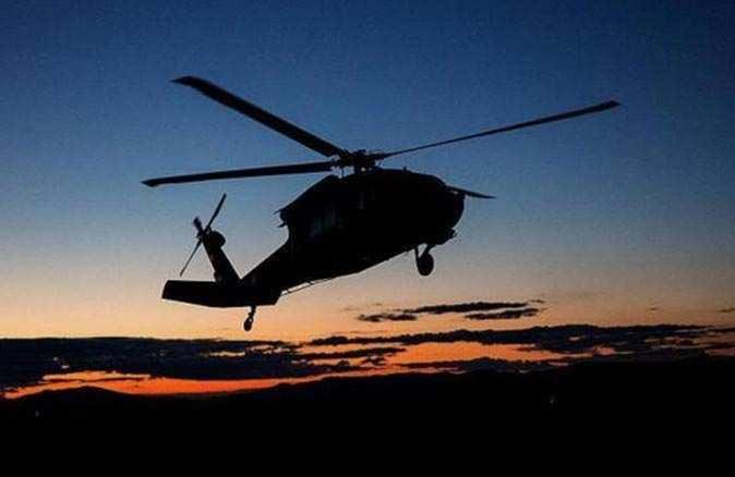 Ülke şokta! Küba'da askeri helikopter düştü, 5 asker hayatını kaybetti