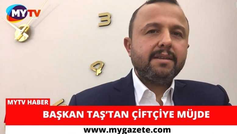 AK Parti Antalya İl Başkanı İbrahim Ethem Taş'tan canlı yayında çiftçiye müjde