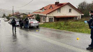Sarıyer'de iş insanı Enver Ocak'a kanlı tuzak