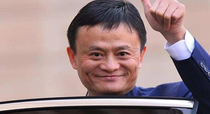 Alibaba'nın kurucusu Jack Ma ortaya çıktı