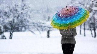 Meteoroloji'den o bölgeler için kar uyarısı!