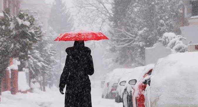 Meteoroloji'den o bölgeler için kar yağışı uyarısı