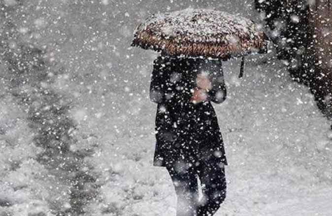 İstanbul için beklenen haber geldi! Kar yağışı yarın başlayacak