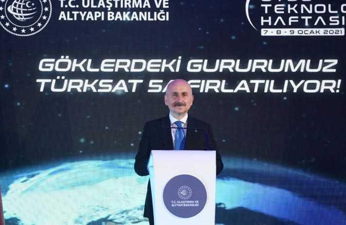 Türksat 5A uydusu canlı yayında uzaya fırlatılacak!
