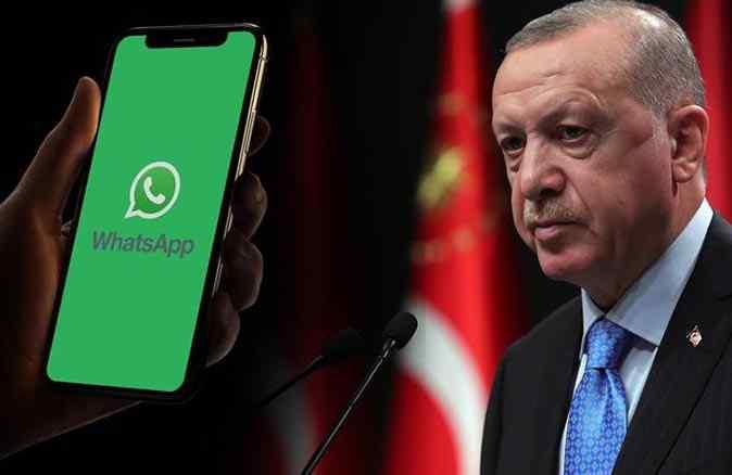 Cumhurbaşkanı Erdoğan'dan BİP ve Telegram hamlesi